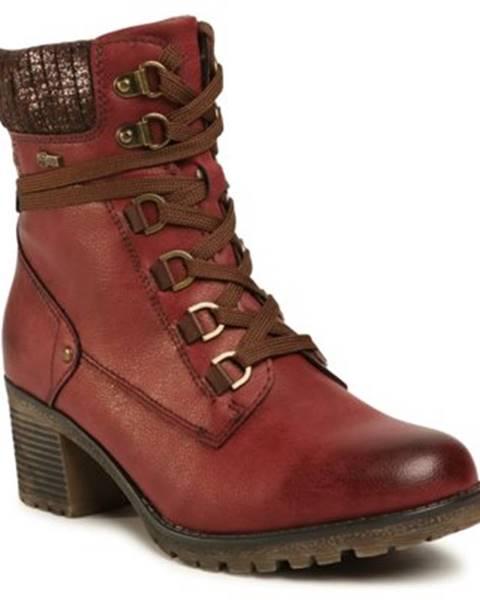 Červené topánky GO SOFT BY RELIFE