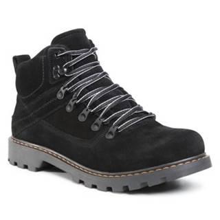 Šnurovacia obuv Sergio Bardi MI07-A984-814-09EO Prírodná koža(useň) - Zamš