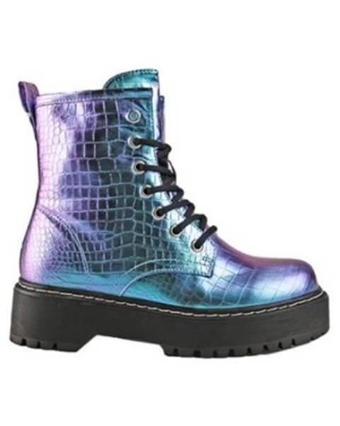 Viacfarebné topánky DeeZee