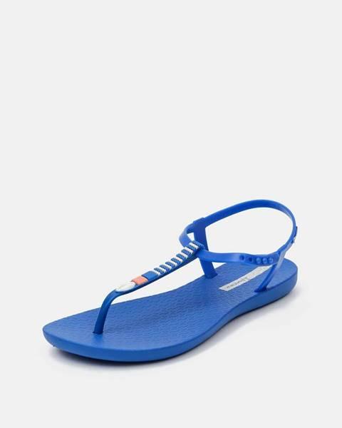 Modré sandále Ipanema