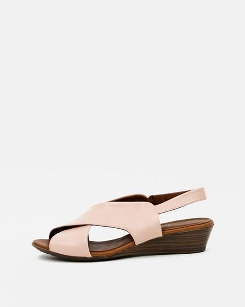 Ružové topánky wild