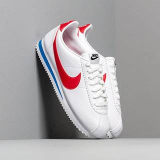 Nike Wmns Classic Cortez Leather White/ Varsity Red