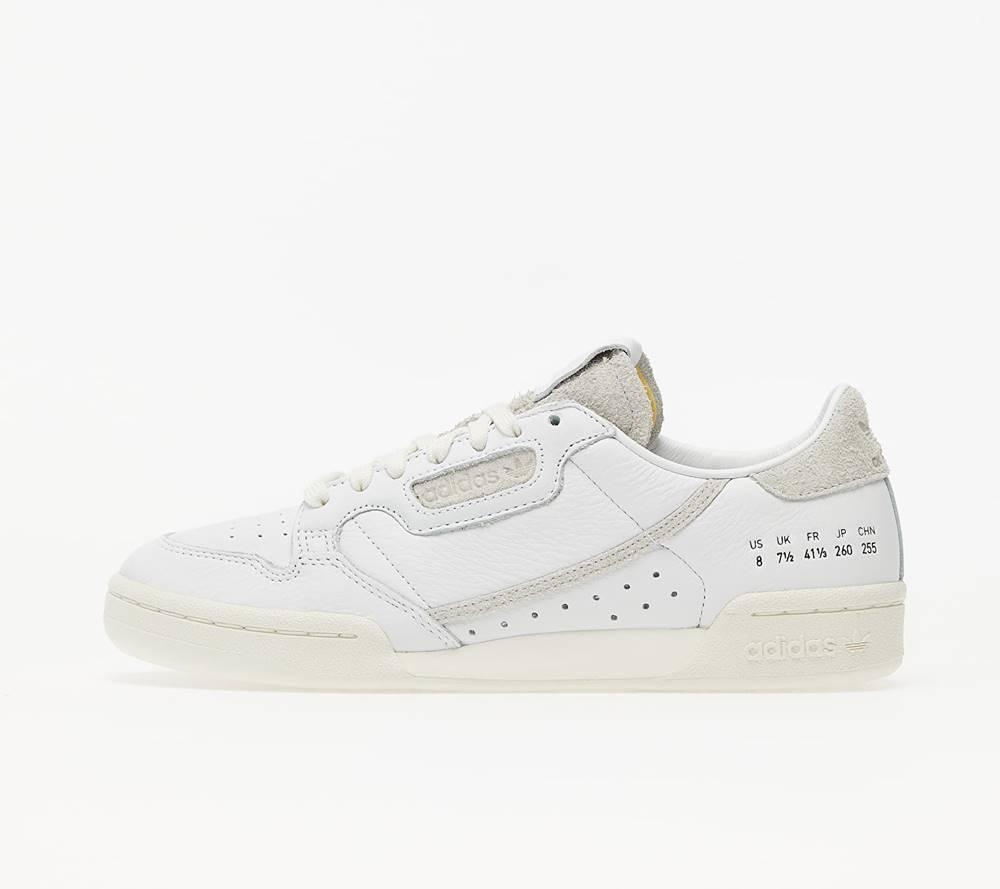 adidas Originals adidas Continental 80 Ftw White/ Crystal White/ Off White