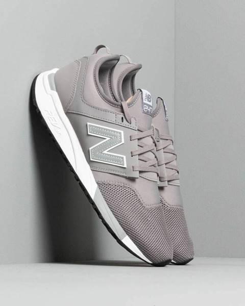 Sivé tenisky New Balance