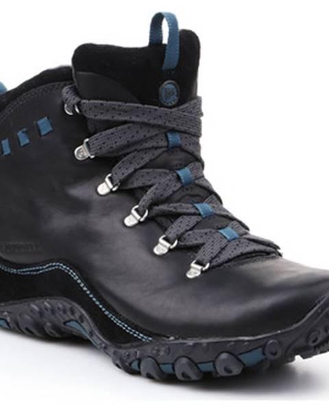 Čierne topánky Merrell