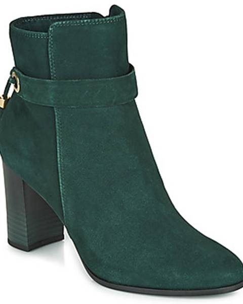 Zelené topánky Tamaris