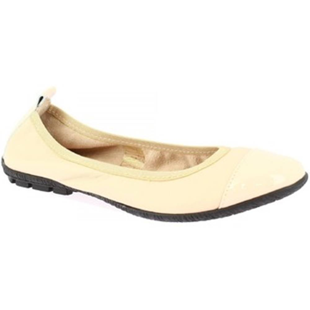 Leonardo Shoes Balerínky/Babies Leonardo Shoes  5620/SOSIA NAPPA PENNA