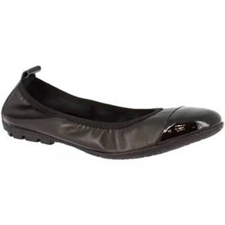 Balerínky/Babies Leonardo Shoes  5620/SOSIA NAPPA NERO