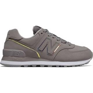 Nízke tenisky New Balance  WL574 Nubuck