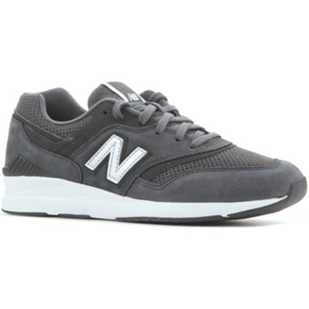New Balance Nízke tenisky New Balance  WL697SHC
