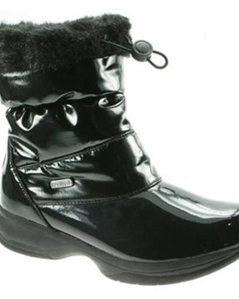 Čierne topánky Tecnica