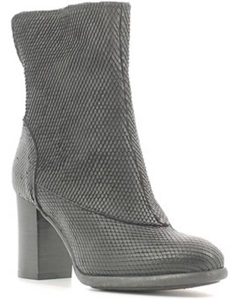 Čierne topánky Fabbrica Dei Colli