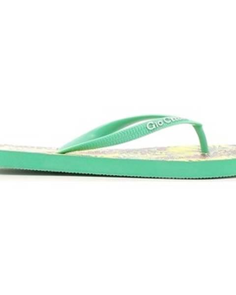 Zelené topánky Gio Cellini