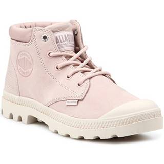 Turistická obuv Palladium  Low Cuf Lea W 95561-677-M