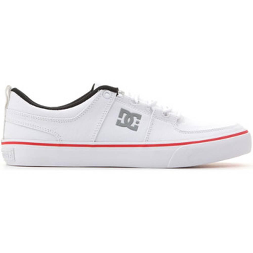 DC Shoes Nízke tenisky DC Shoes  DC Lynx Vulc TX ADYS300234-WHT