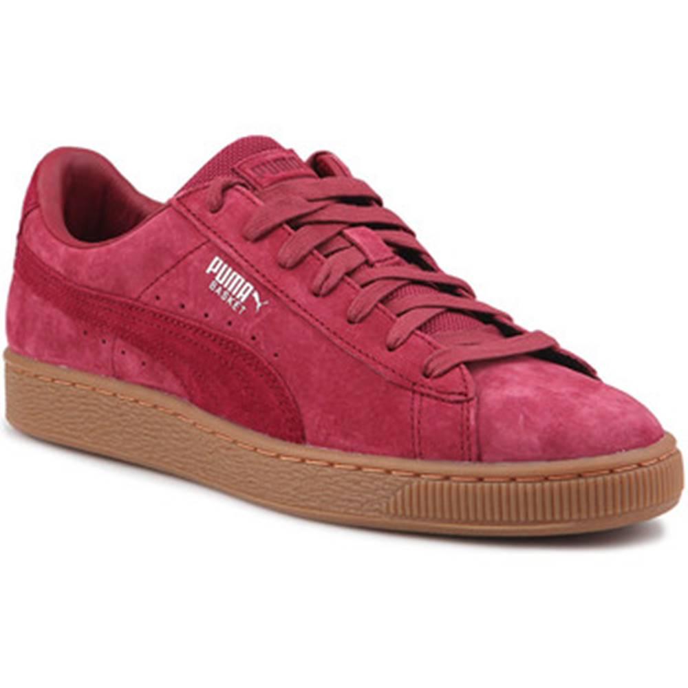 Puma Nízke tenisky Puma  Lifestyle shoes  Basket Classic Weatherproof 363829 01