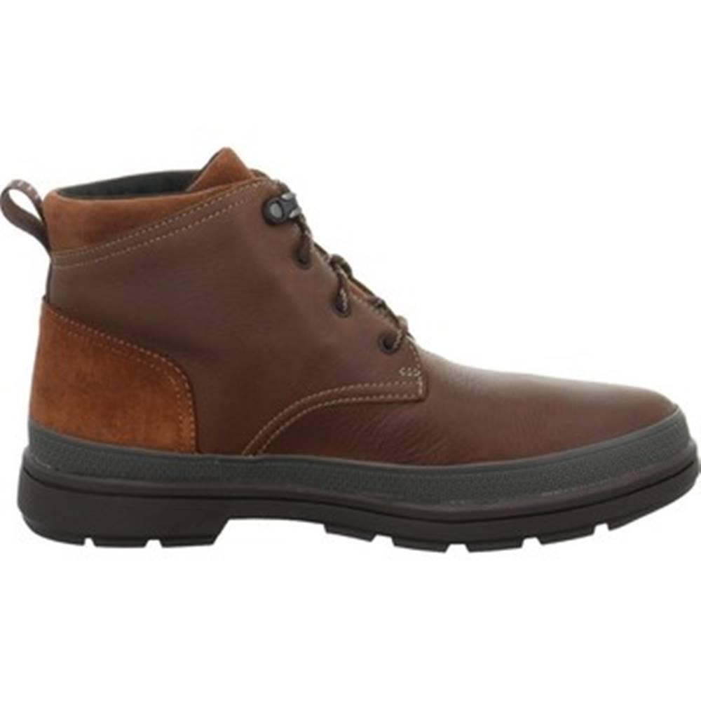 Clarks Turistická obuv  Rushwaymid Gtx