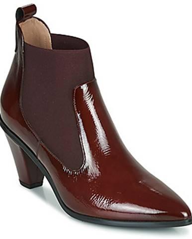 Bordové topánky Hispanitas