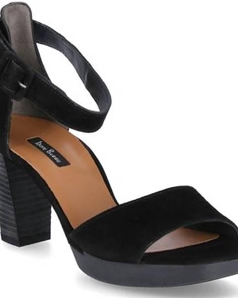 Čierne sandále Paul Green