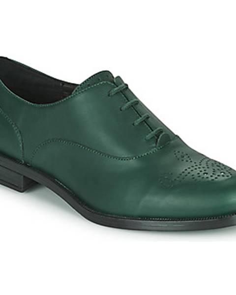 Zelené topánky Betty London