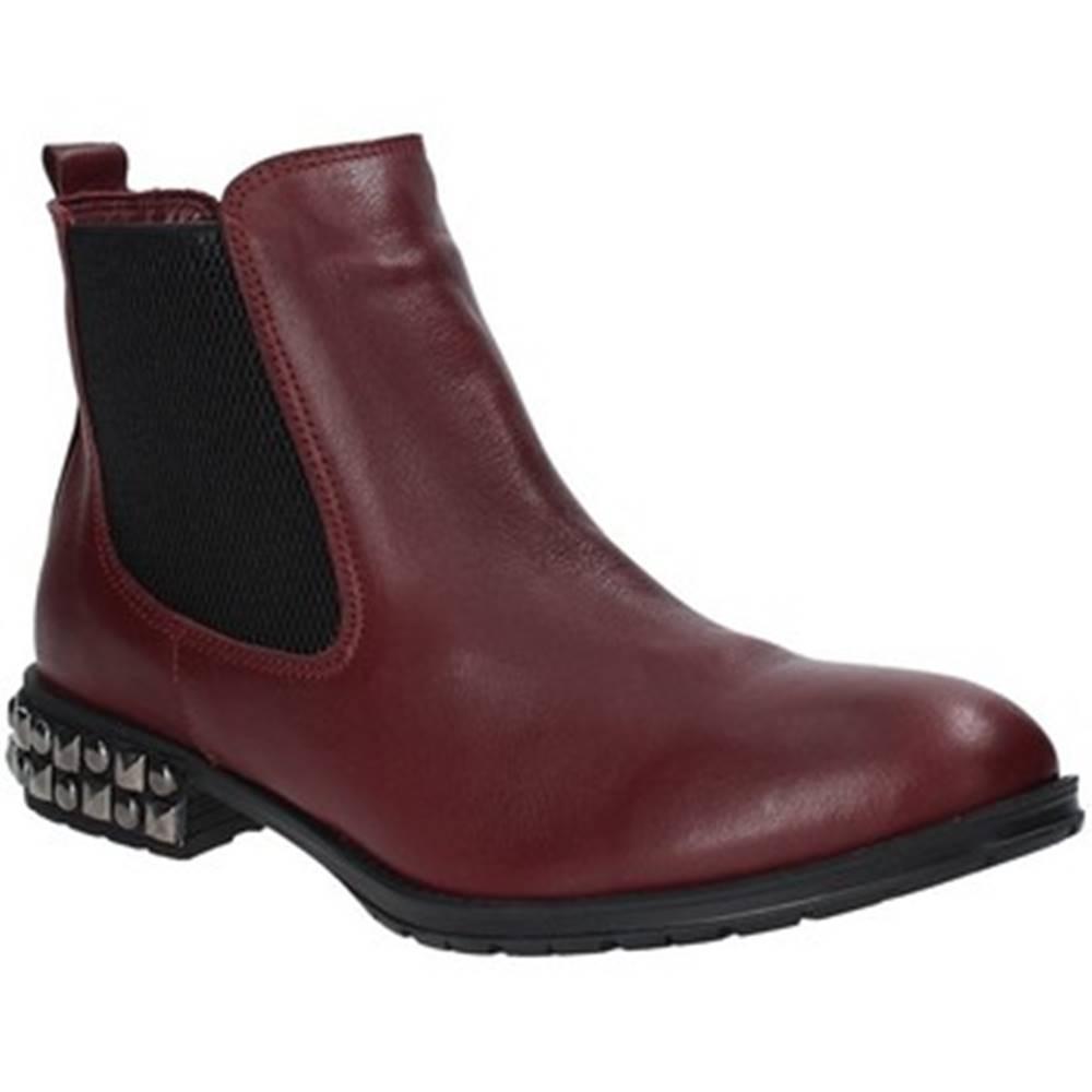 Bueno Shoes Čižmičky Bueno Shoes  9M3402