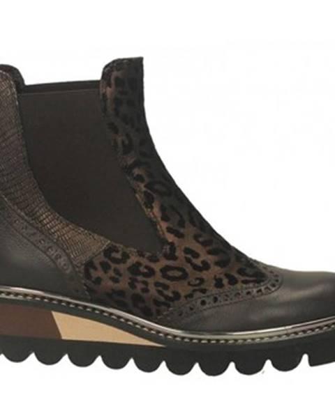 Čierne topánky Le Pepé
