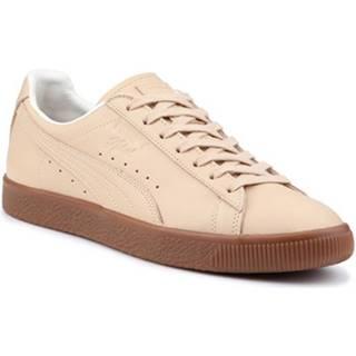 Nízke tenisky Puma  Lifestyle shoes  Clyde Veg Tan Naturel 364451 01