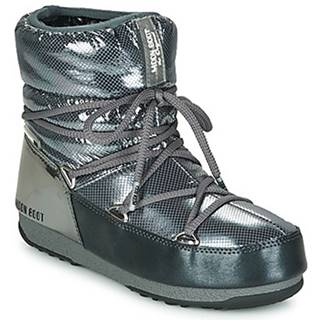 Obuv do snehu Moon Boot  MOON BOOT LOW SAINT MORITZ WP