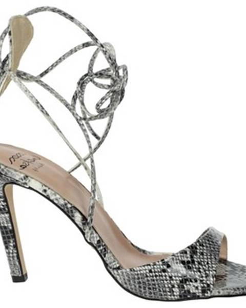 Viacfarebné sandále Maksa