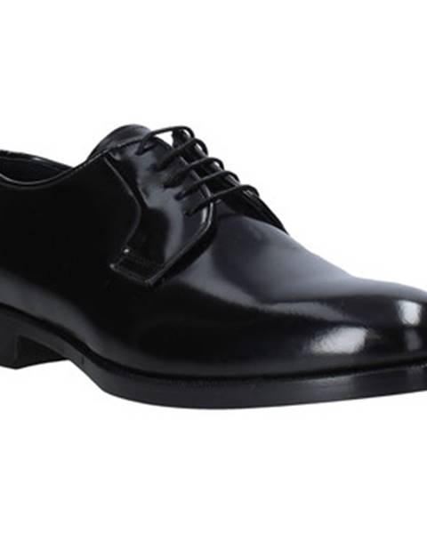 Čierne topánky Barbolini Milano