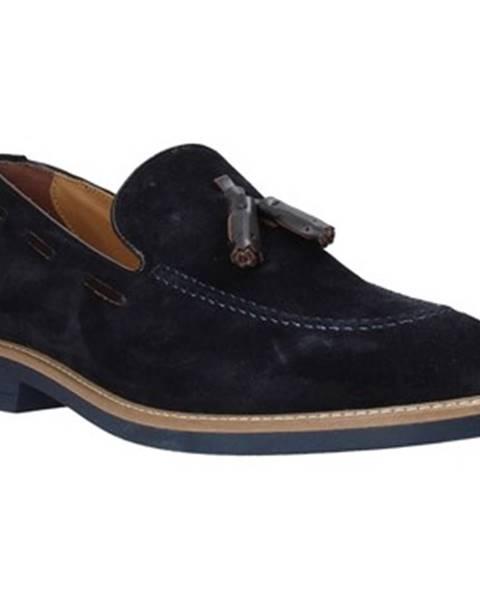 Modré topánky Barbolini Milano