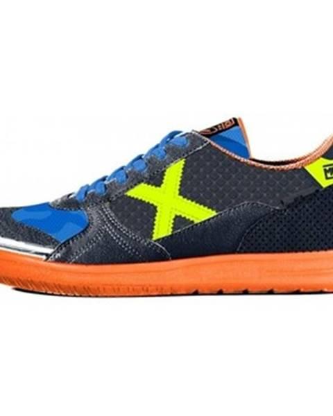 Viacfarebné topánky Munich