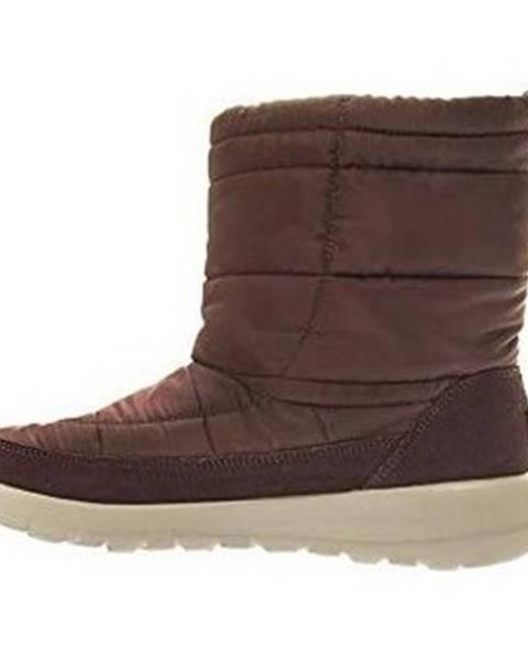 Červené topánky Skechers