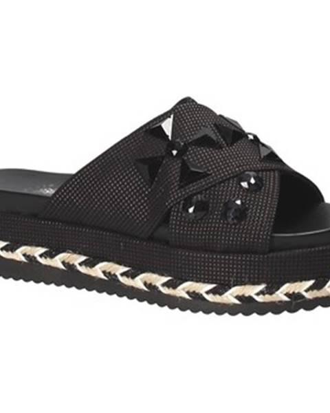 Čierne topánky Exé Shoes