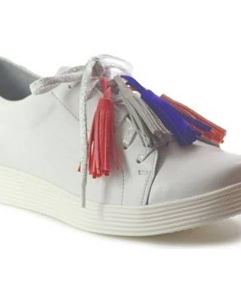 Biele tenisky Maciejka