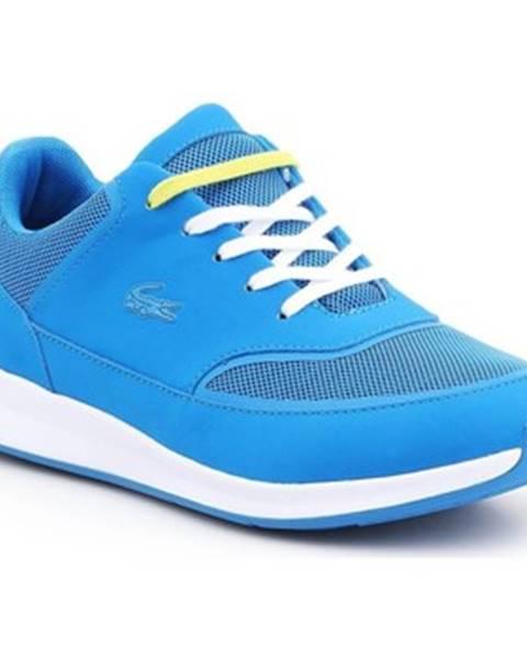 Modré tenisky Lacoste