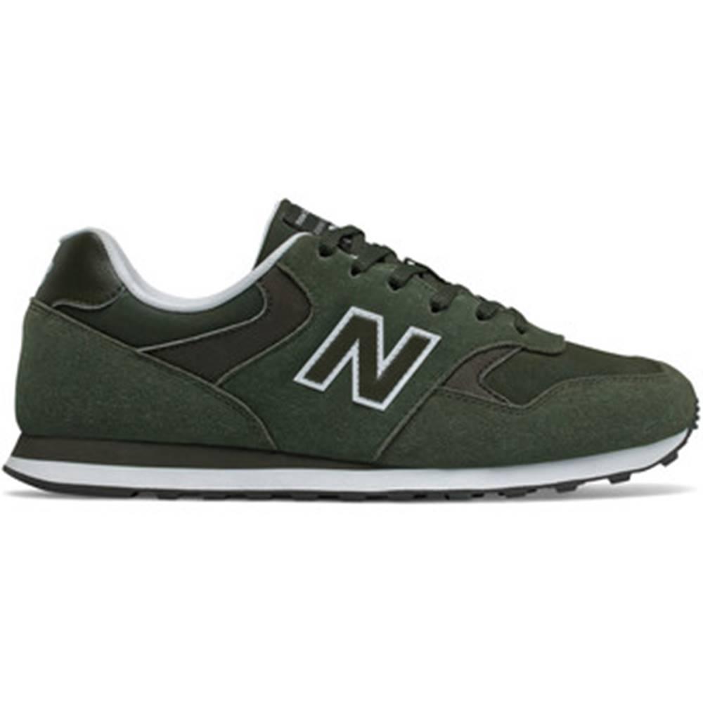 New Balance Módne tenisky  NBML393LR1