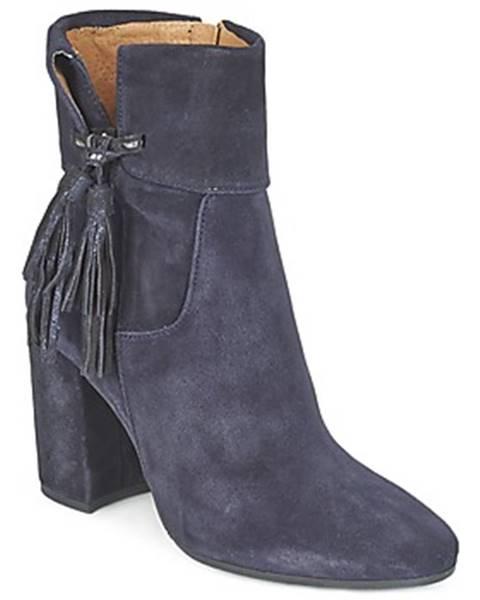 Modré topánky Fericelli
