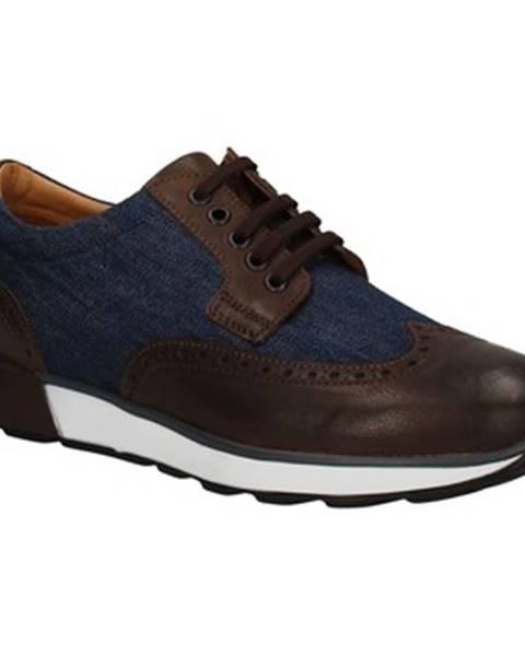 Hnedé topánky Soldini