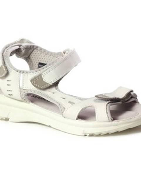 Viacfarebné sandále Marco Tozzi