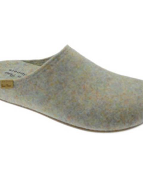 Modré papuče Toni Pons