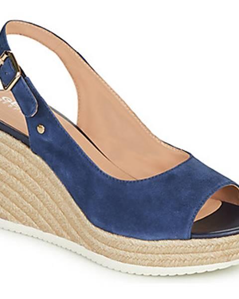 Modré sandále Geox