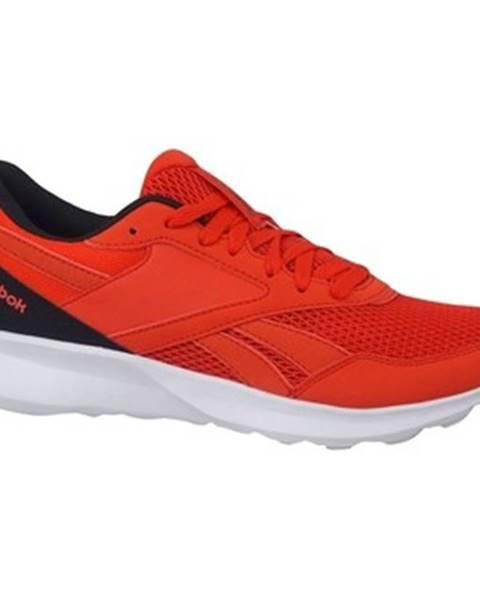 Červené tenisky Reebok Sport