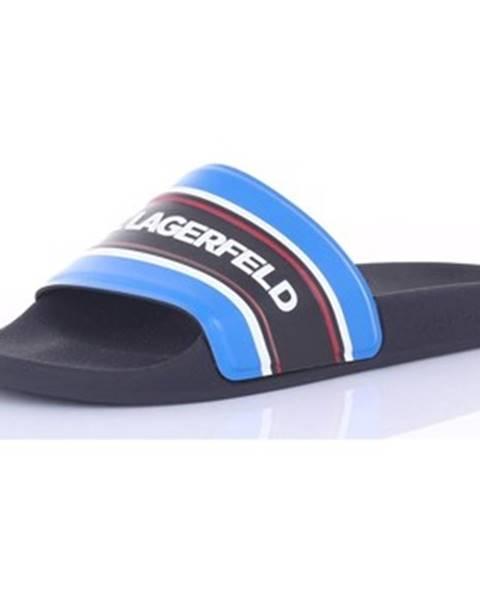 Viacfarebné topánky Karl Lagerfeld