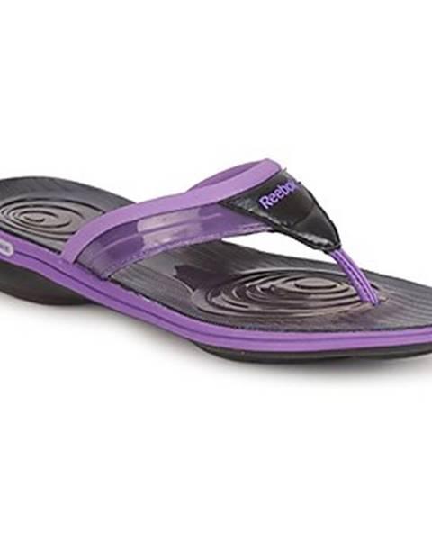 Fialové topánky Reebok Classic