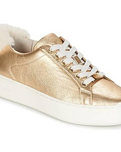 Zlaté tenisky MICHAEL Michael Kors