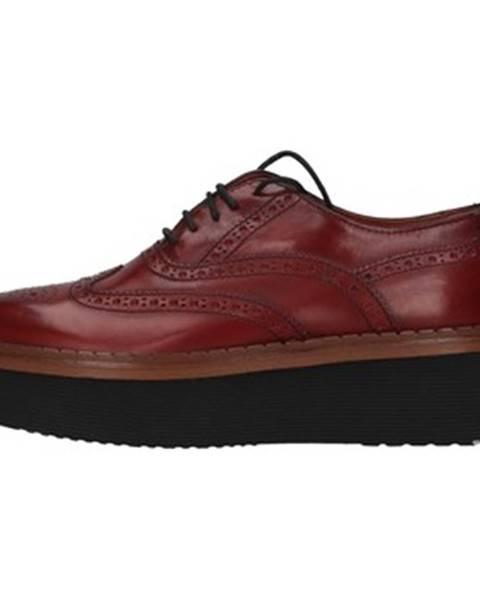 Červené topánky Triver Flight