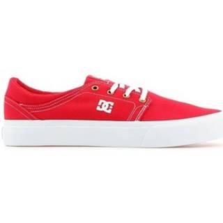 Nízke tenisky DC Shoes  DC Trase TX ADYS300126-RDW
