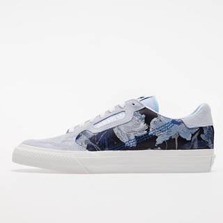 adidas Continental Vulc W Periwinkle/ Crystal White/ Royal Blue