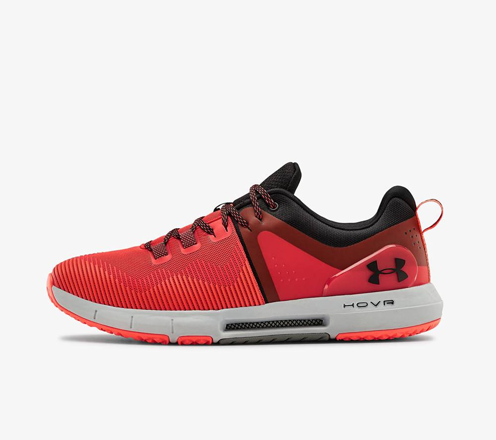 Under Armour Under Armour HOVR Rise Red